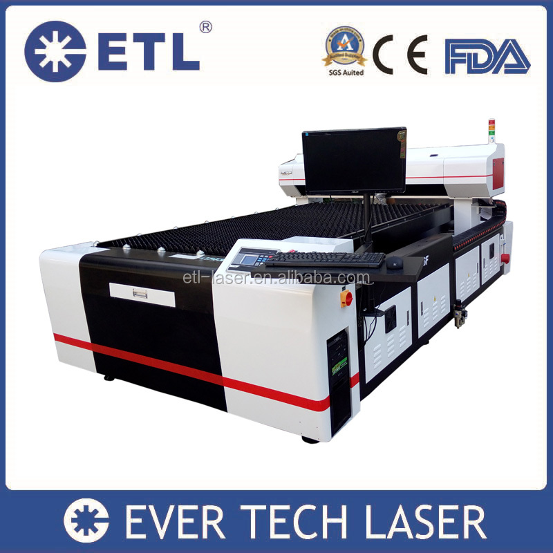 650w fiber laser cutting machine with PC control CE/FDA