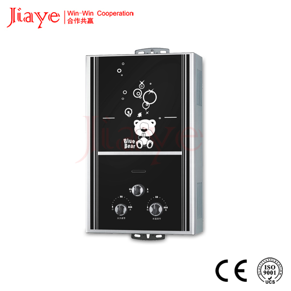 Best price of flue type 6l gas geyser /instant gas water heater JY-SGW023