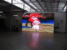 12mm full color outdoor led vedio display panels walking message/advertising RGB led big tv