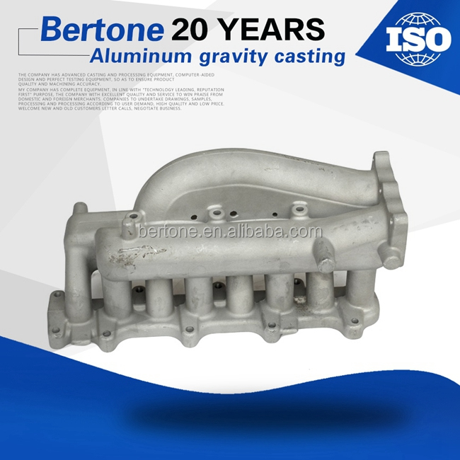 aluminum air intake and exhaust manifold for deutz engine die casting