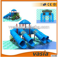Children entertainment plastic material outdoor playground