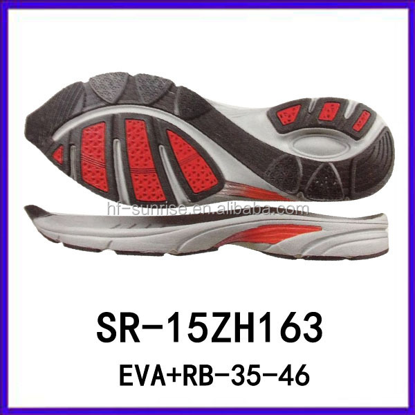 Light Weight Shoe Sole Design Phylon Sports Shoes Sole
