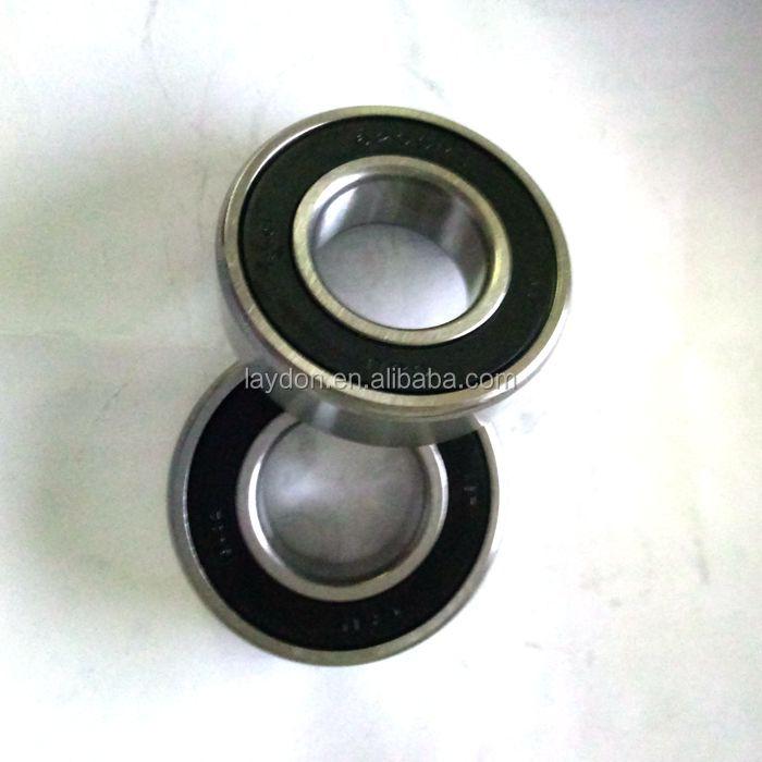10 Pcs 16287-2RS Rubber Sealed Ball Bearing Bearings 16287RS BLACK 16x28x7 mm