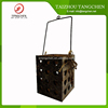 Fashion design cheap price hot selling wooden lantern