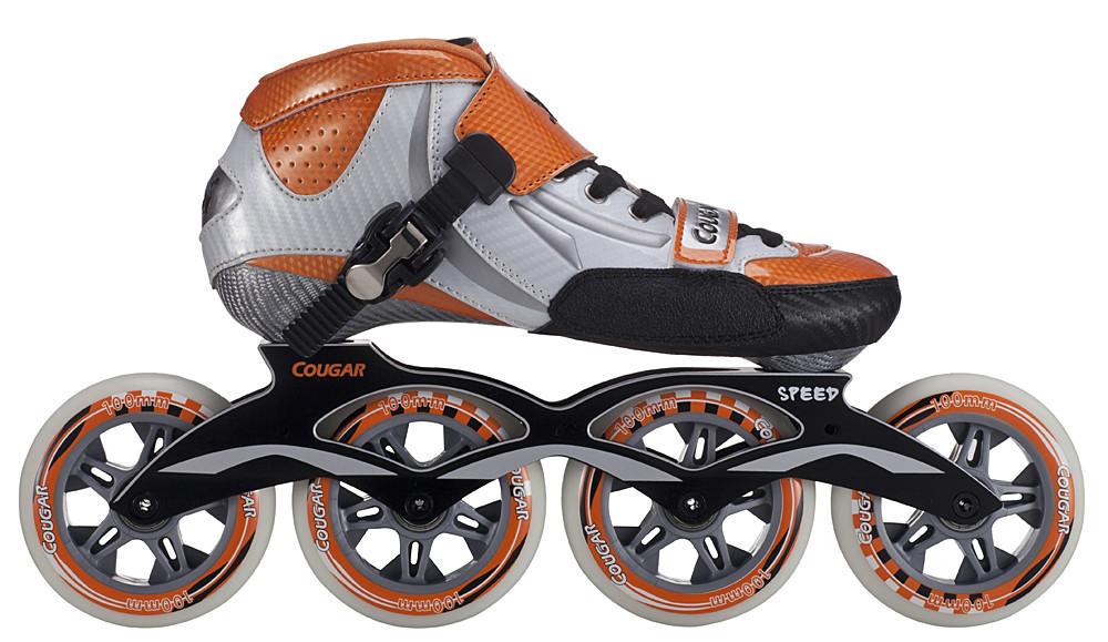 cougar patines de velocidad profesionales sr1 otros deportes y productos de entretenimiento. Black Bedroom Furniture Sets. Home Design Ideas