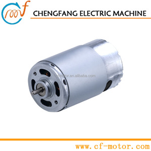 12v dc motor for power tool, high torque electric motor for cordless screwdriver