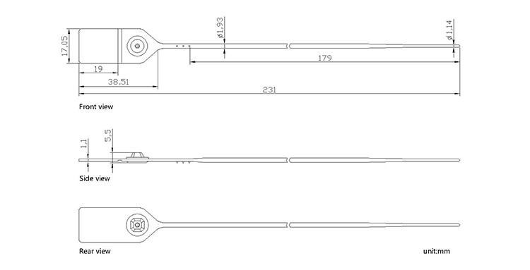 TXPS 009 CAD
