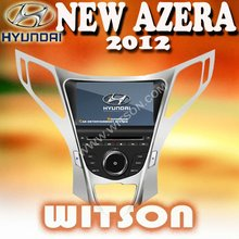 WITSON AUTO RADIO CAR DVD FOR HYUNDAI AZERA 2012 with SD card for Music and Movie