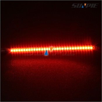 Waterproof led license plate brake soft strip lightred and amber waterproof led license plate brake soft strip lightred and amber flexible led strip light mozeypictures Images