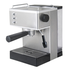 espresso coffee maker in stainless steel house - hot selling