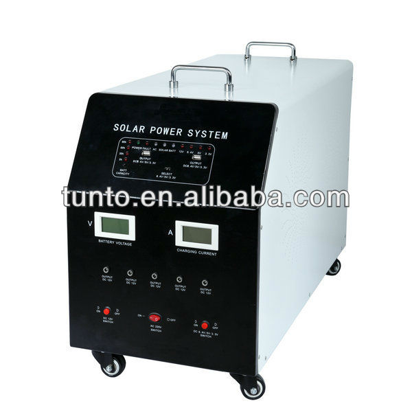 S111/S111A solar energy generator with DC/AC output