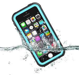 For iPhone5S/5SE IP68 Swimming Sport Cell Phone Case Mobile Phone Accessories Underwater Waterproof Phone Case for iPhone 5S/5SE