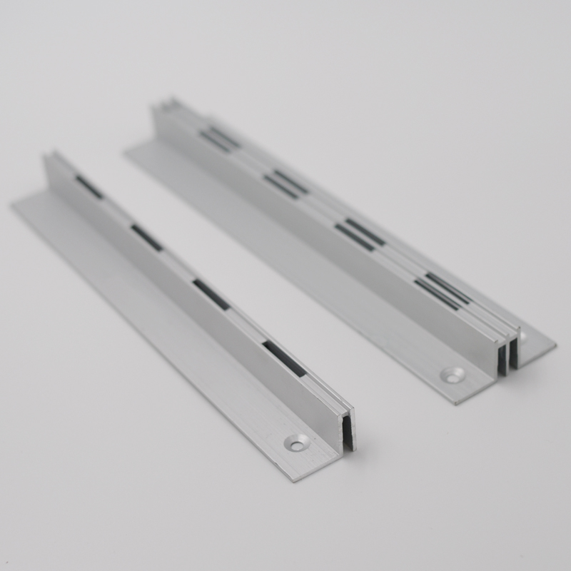 96 Quot Aluminum Recessed Slotted Standard For Heavy Duty Line