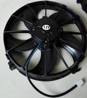 "160W 14"" bus blowing Condenser Fan"