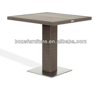 2013 Outdoor Polyrattan Table Bz-tr049 - Buy 2013 ...