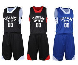 a5de161a97e Mesh cheap reversible new design wholesale blank customize basketball  jerseys