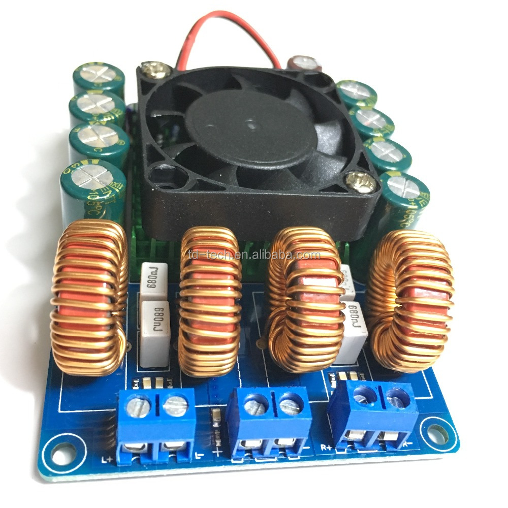 China 600watt Amplifier Board Class D Circuit Btl Pcb Tda8920 High Efficiency Manufacturers And Suppliers On