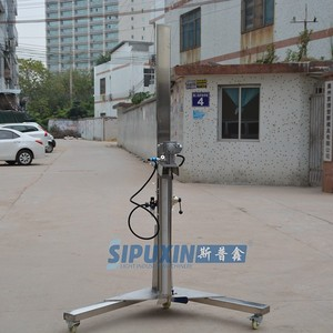 Sipuxin portable high speed dispersing mixer for small business