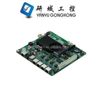4* Rj-45 Gigabit Ethernet Industrial Computer Server Motherboard 4 ...