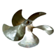 marine propulsion system screw propeller for boats
