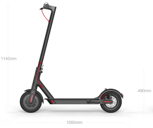 Original Xiaomi Mijia M365 Electric Scooter Foldable Lightweight Smart Electric Scooter M365 OEM APP Scooter