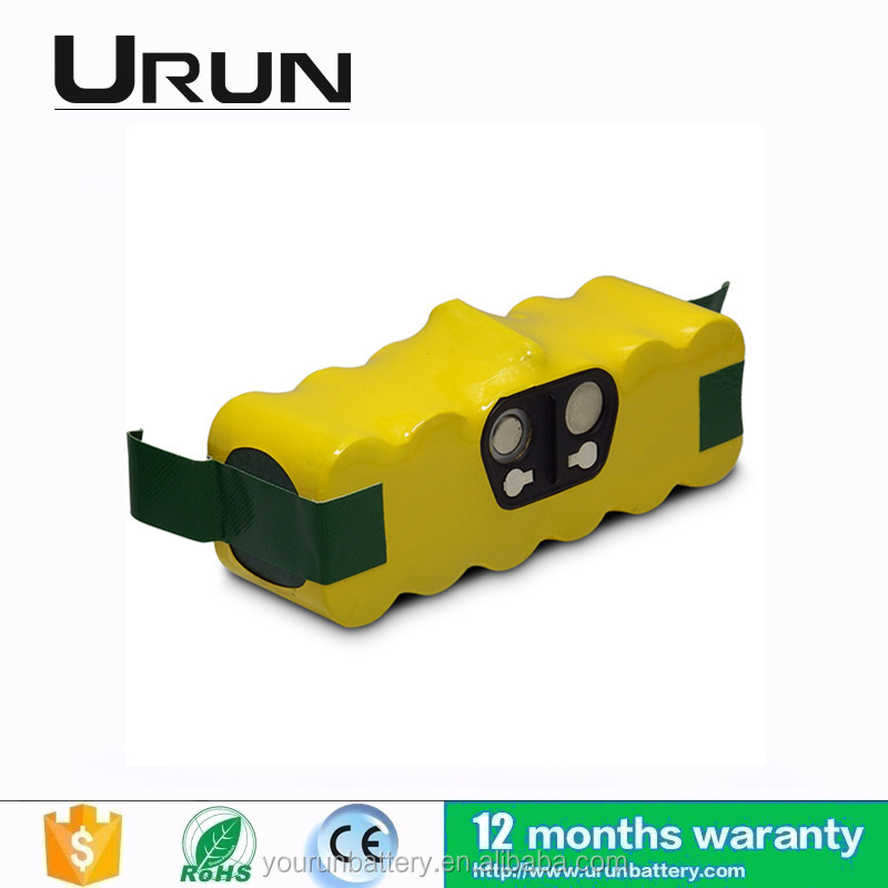 New Spare 14.4V Ni-Mh 2500mAh Vacuum Cleaning Rechargeable Battery for iRo bot Roomba 530 510 532 550 540 500 530 80501 610 R3