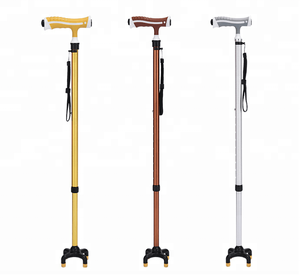 adjustable walking stick walking cane for elderly