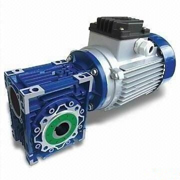 Worm gearmotor gearbox hollow shaft nmrv series drive for for Hollow shaft gear motor