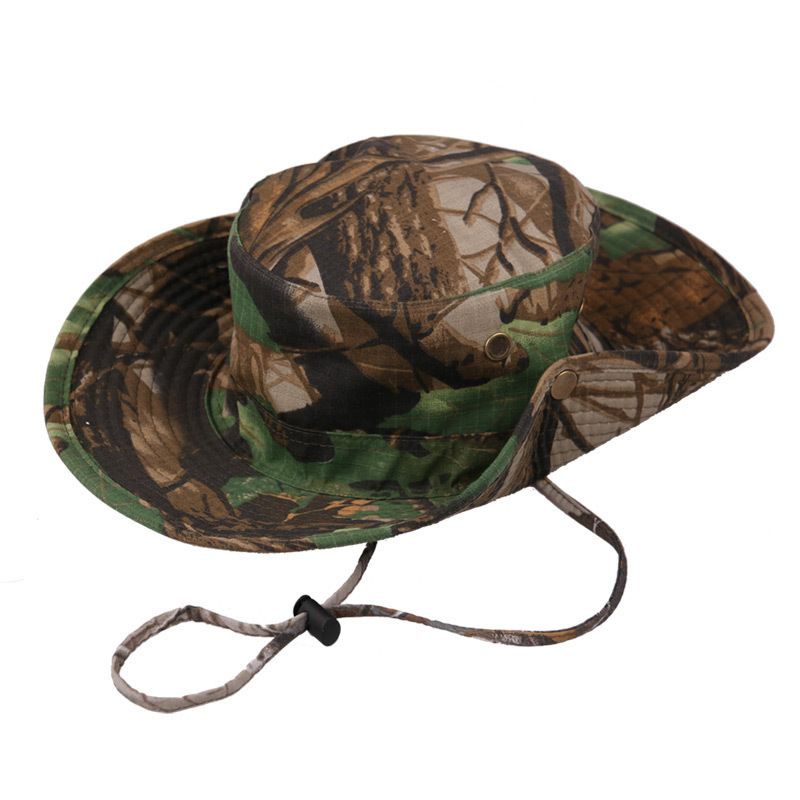 a409d1b615c Get Quotations · Free shipping 2015 Bucket Hat boonie hunting fishing  Outdoor Cap wide brim fishing hats mens bucket
