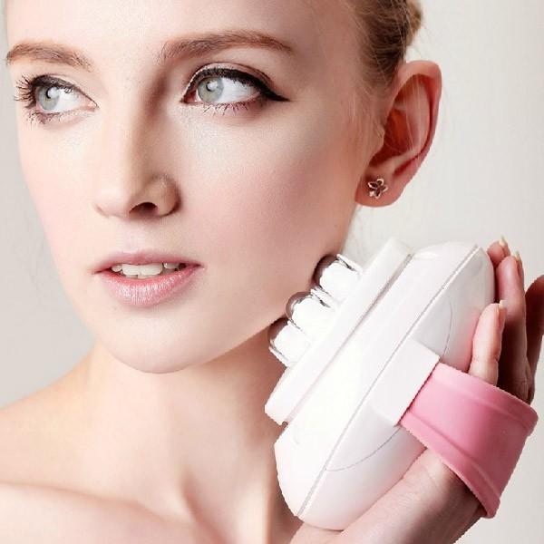 Idiva Indonesia 3d Face Body Massager: Benice Sistema De Controle Anti-Celulite Corpo Mais Magro