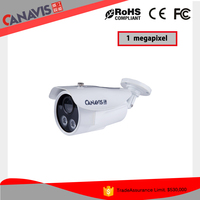 Housing camera cctv security system 720p infrared lens bullet outdoor