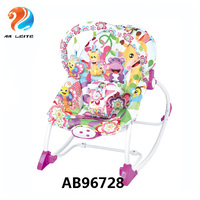 2019 ibaby new model musical newborn baby bouncer with vibration baby rocking chair