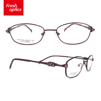 b13545c0bdb8 China wholesale optical frames Italy branded diamond eyewear latest women  CE eye glass fashion spectacle frame