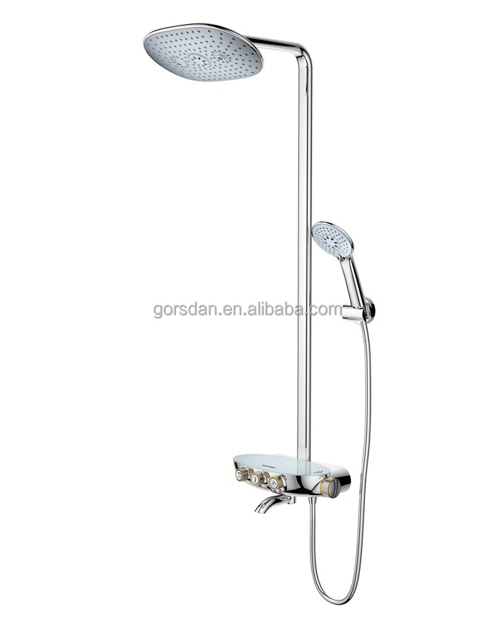 Made in China om shower mixer