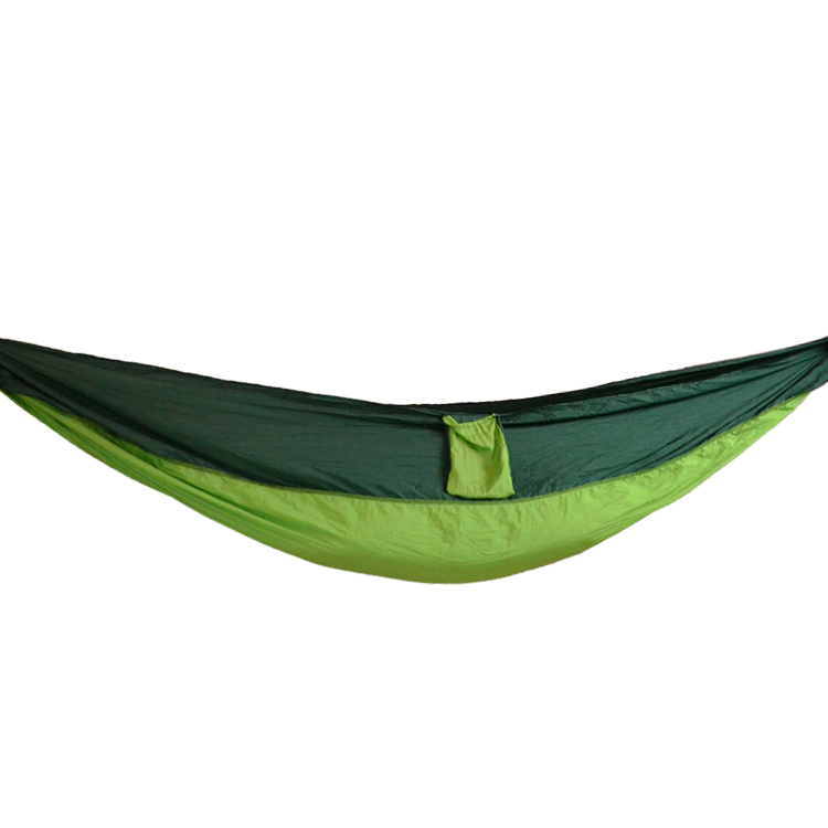 best sell Garden Traveling Camping Hammock with Nylon Cheap Comfortable Travel Straps
