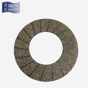 Chinese car parts clutch lining high quality clutch facing brake lining and clutch facings