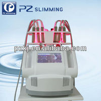 touch screen!!! Laser Body Building & Slimming &ultrasonic body reshaping machine