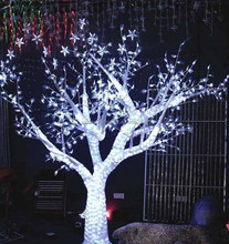 Factory price customized acrylic cone shaped tree Led angel for top of christmas tree