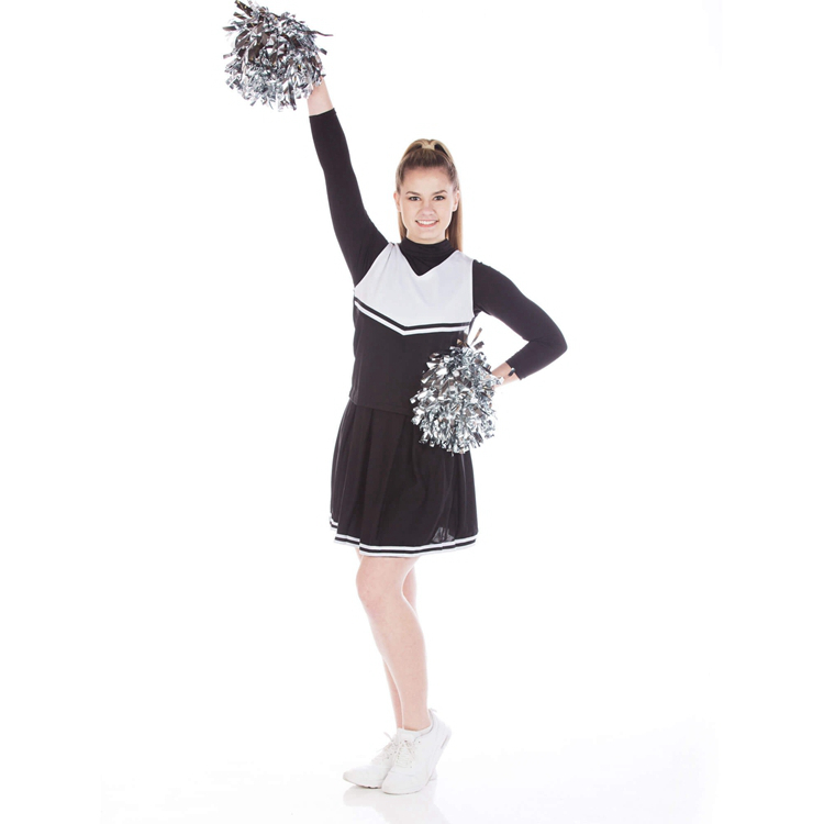 Hot Sale Unique Style Plus Size Cheerleading Uniforms Custom cheer skirt and shirt wear