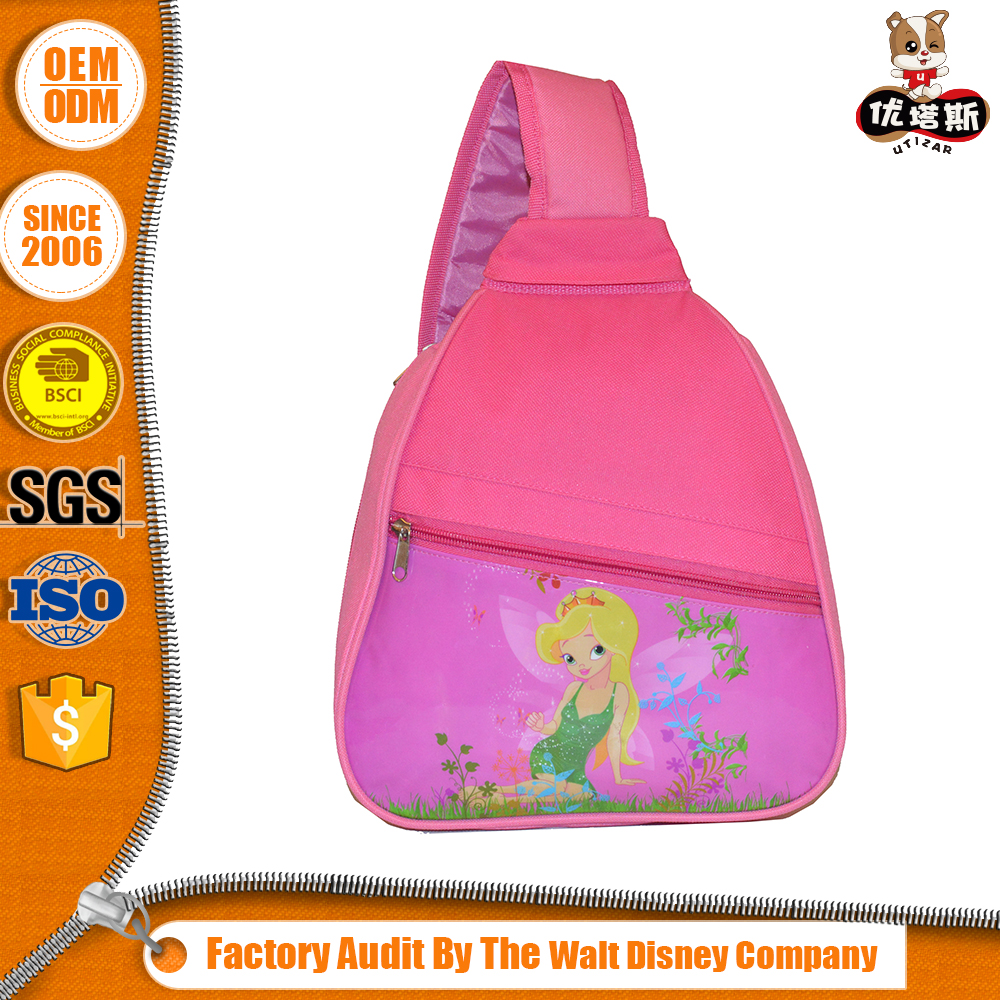 Make Your Own Design Quick Lead Oem Material Shoulder Bags For School Teenage Girls
