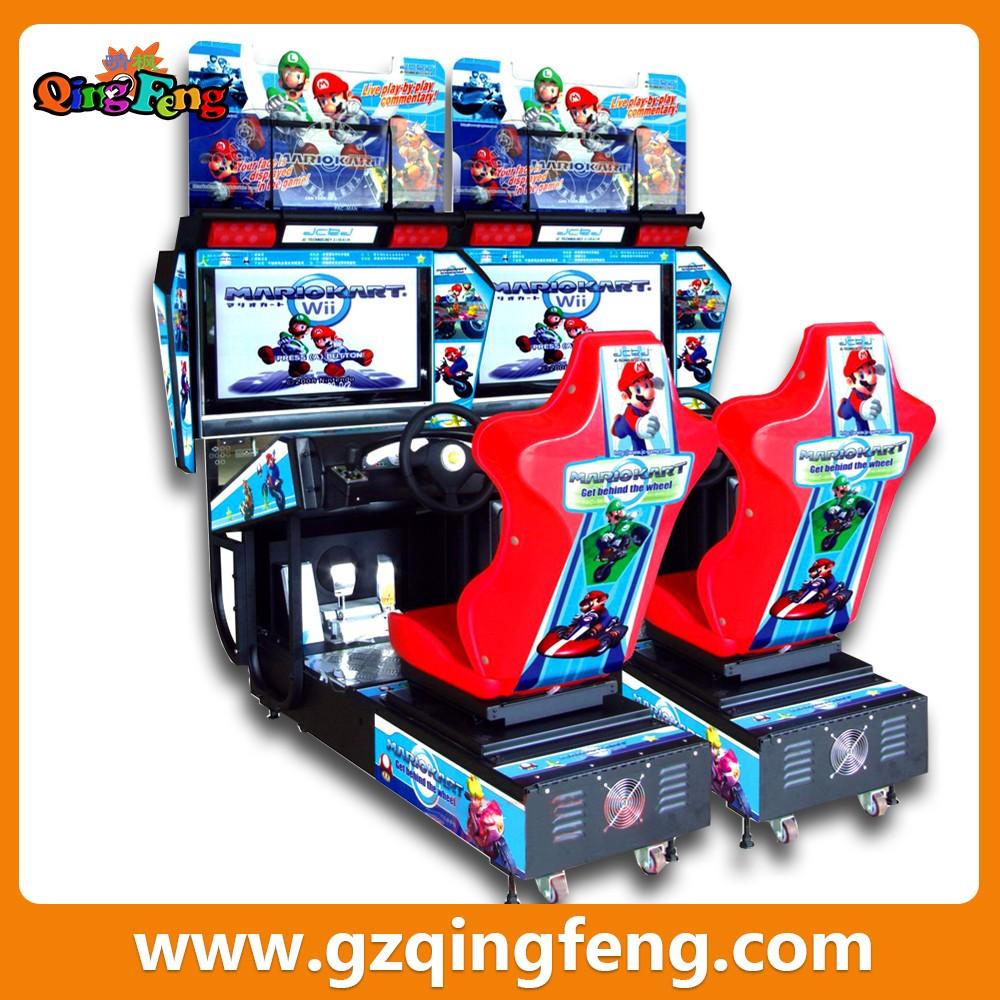 Qingfeng 2016 Canton Fair Hottest Boys Racing Car Games Mario Kart ...