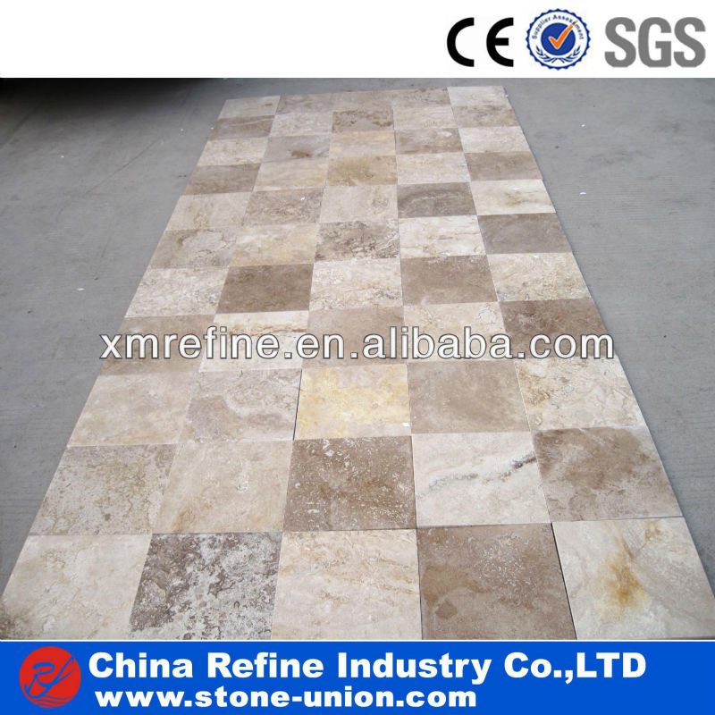 Color Mixed Travertine