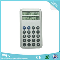 PN ABS Material Dual Power New Design Office Calculator for Promotion