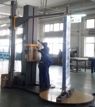 Wooden door packing machine/door wrapping machine & Wooden Door Packing Machine/door Wrapping Machine - Buy Wrapping ...