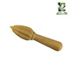 Wholesale custom cheap wood lemon juice squeezer squzzer