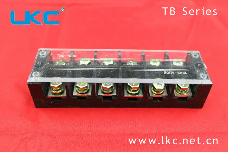 TB-3506 LED Terminal Barrier Wiring Board Block