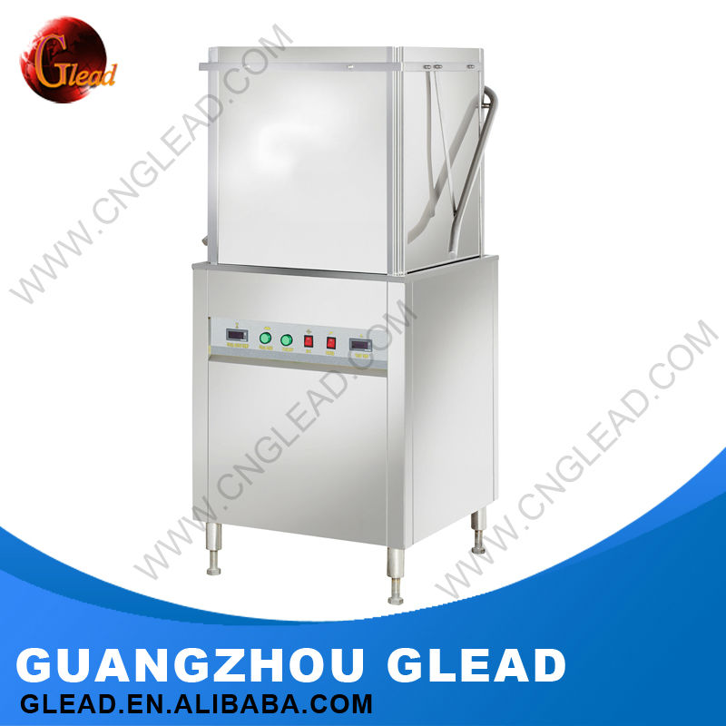 2017 CE Approved industrial reliable automatic small dishwashers