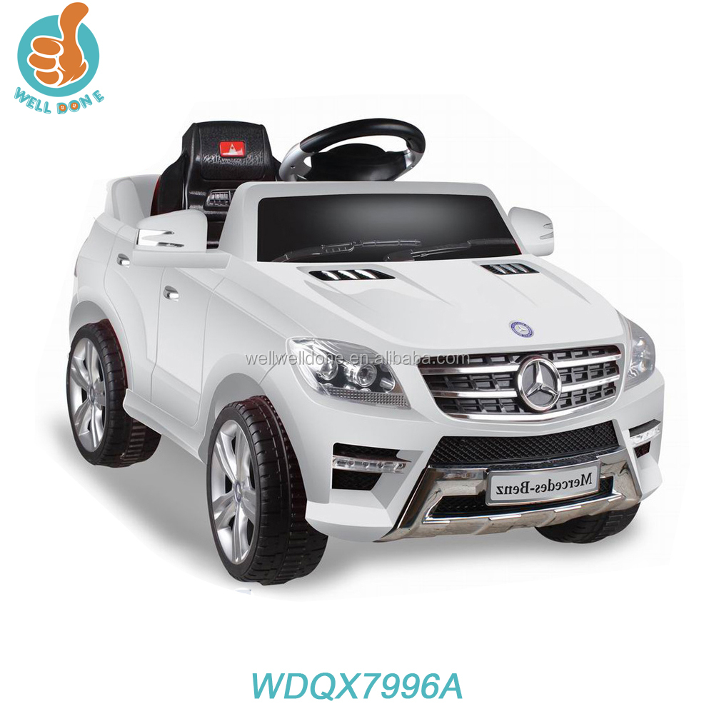 Wdqx7996a Licensed New Model Mercedes Benz Ml350 Ride On Toy