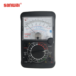 multiple function analog multimeter YX360TRE with sheath