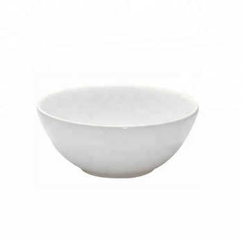 Hot Selling Factory Price BPA Free Solid Color Melamine Soup Bowl